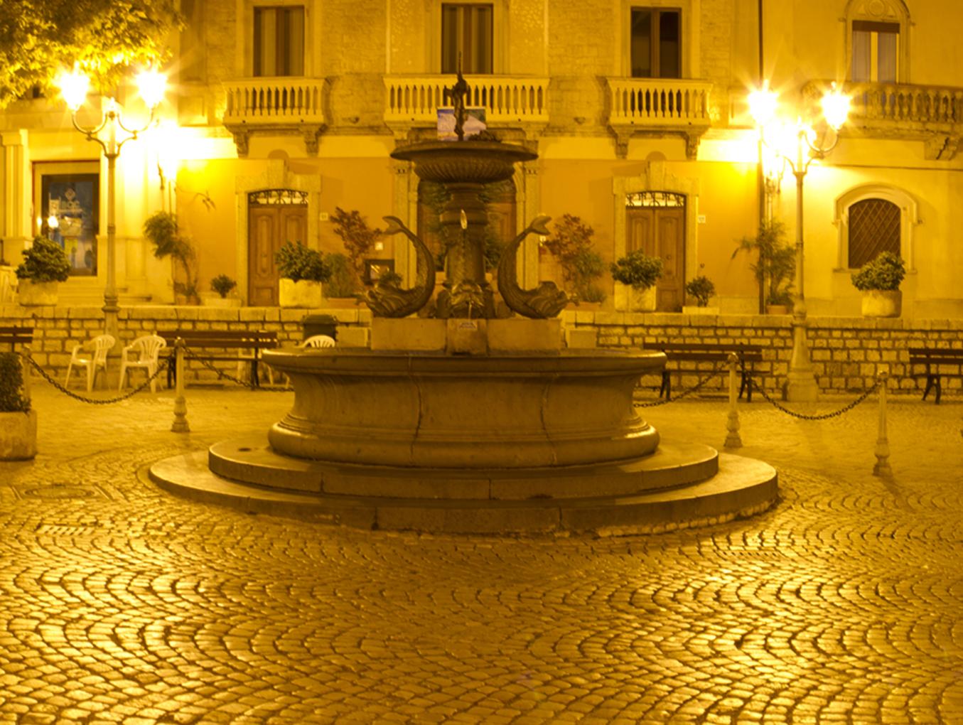 Piazza Principale - San Marco dei Cavoti